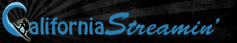 California Streamin Logo